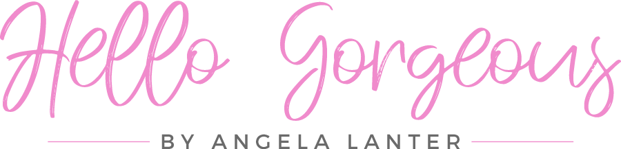Hello Gorgeous, by Angela Lanter