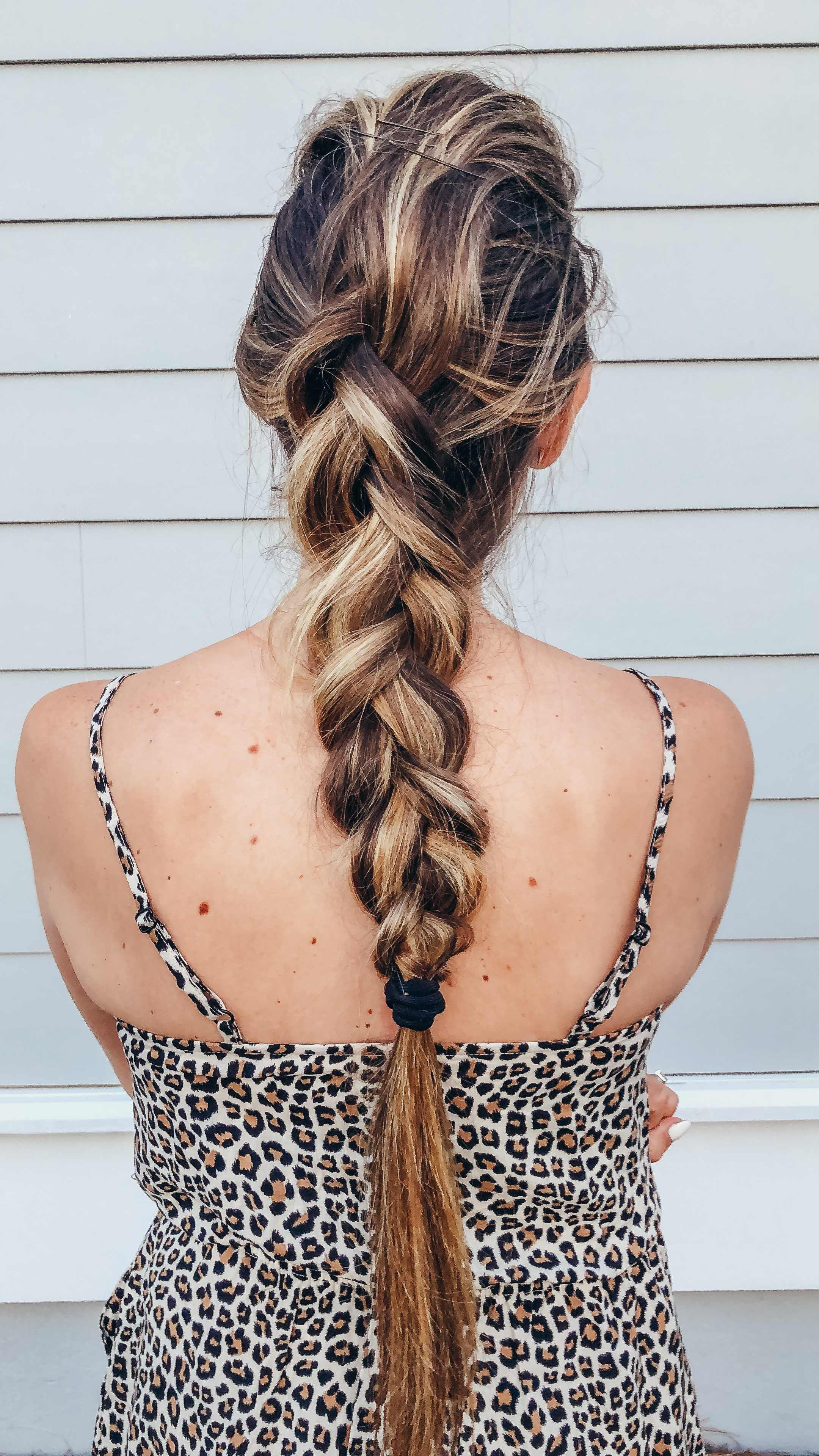 Florida beach hair