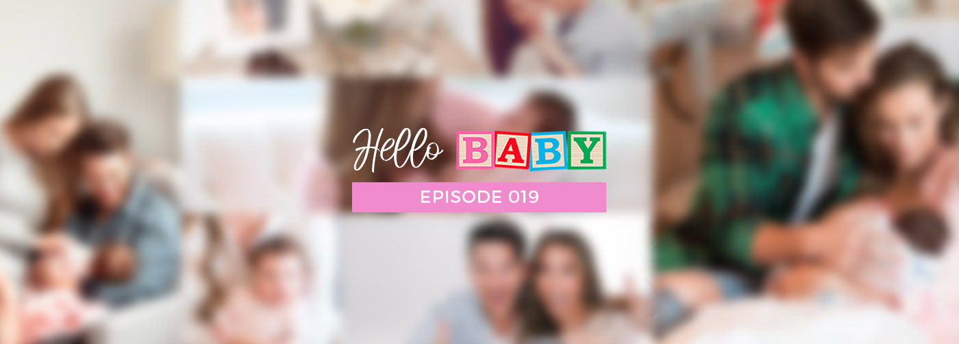 Hello Baby Ep 19: Baby's First Cold