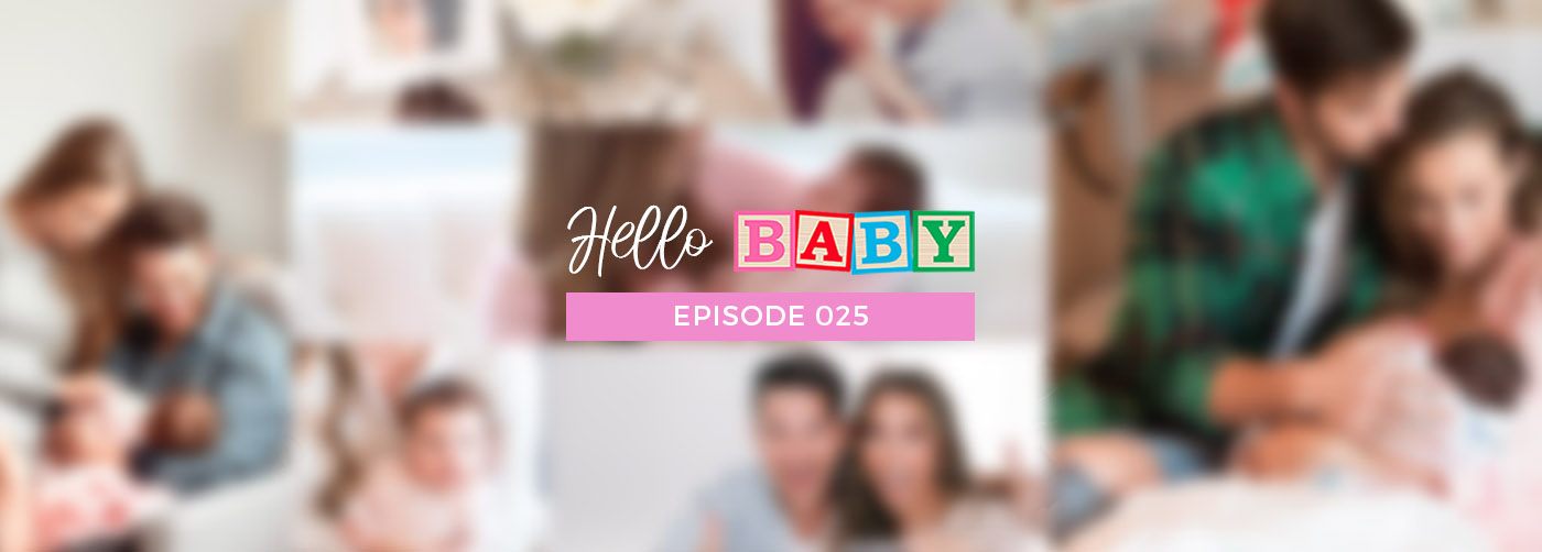 Hello Baby Ep #25: Homemade Baby Food