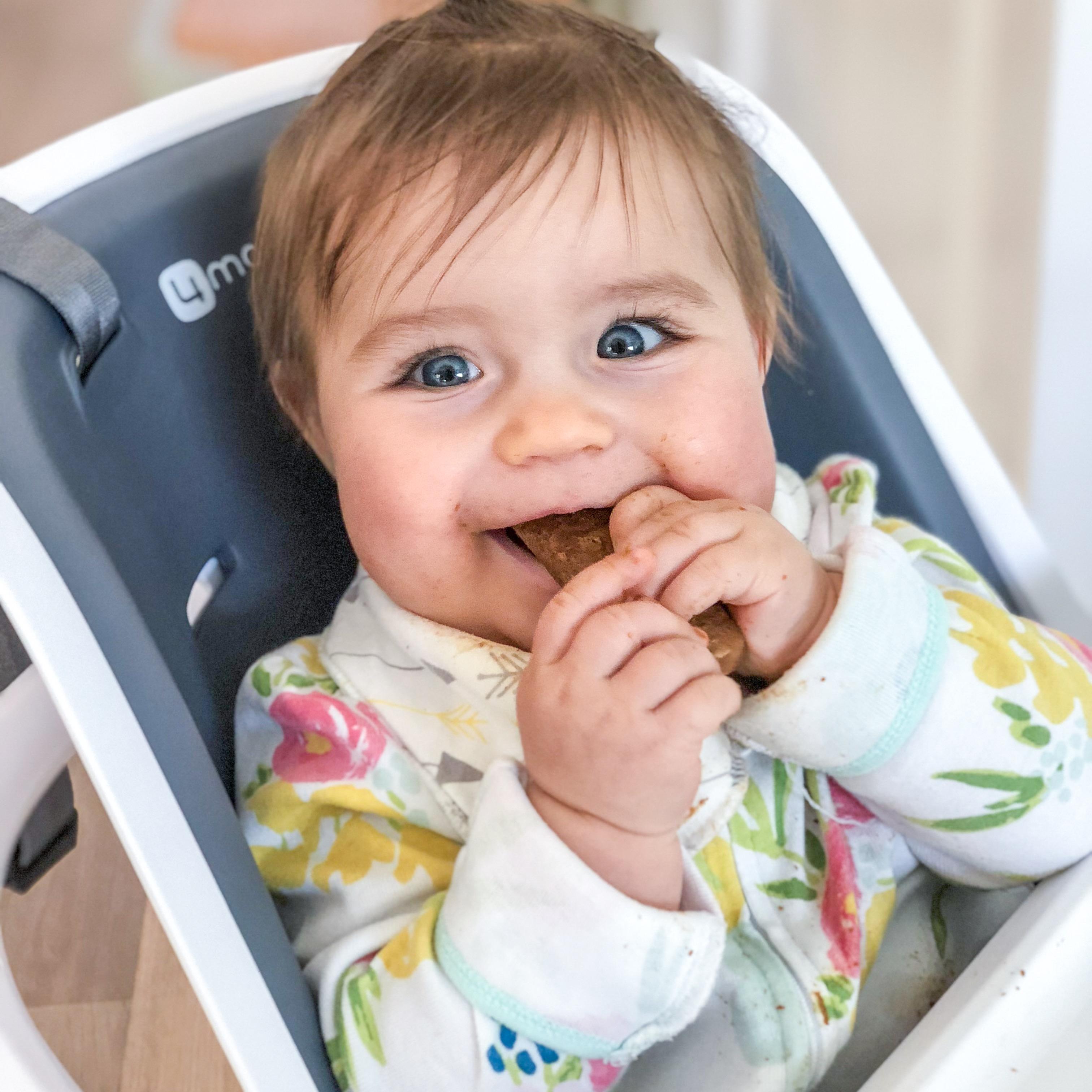 Hello Baby Ep #25: Homemade Baby Food