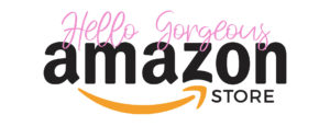 View the Hello Gorgeous Store on Amazon