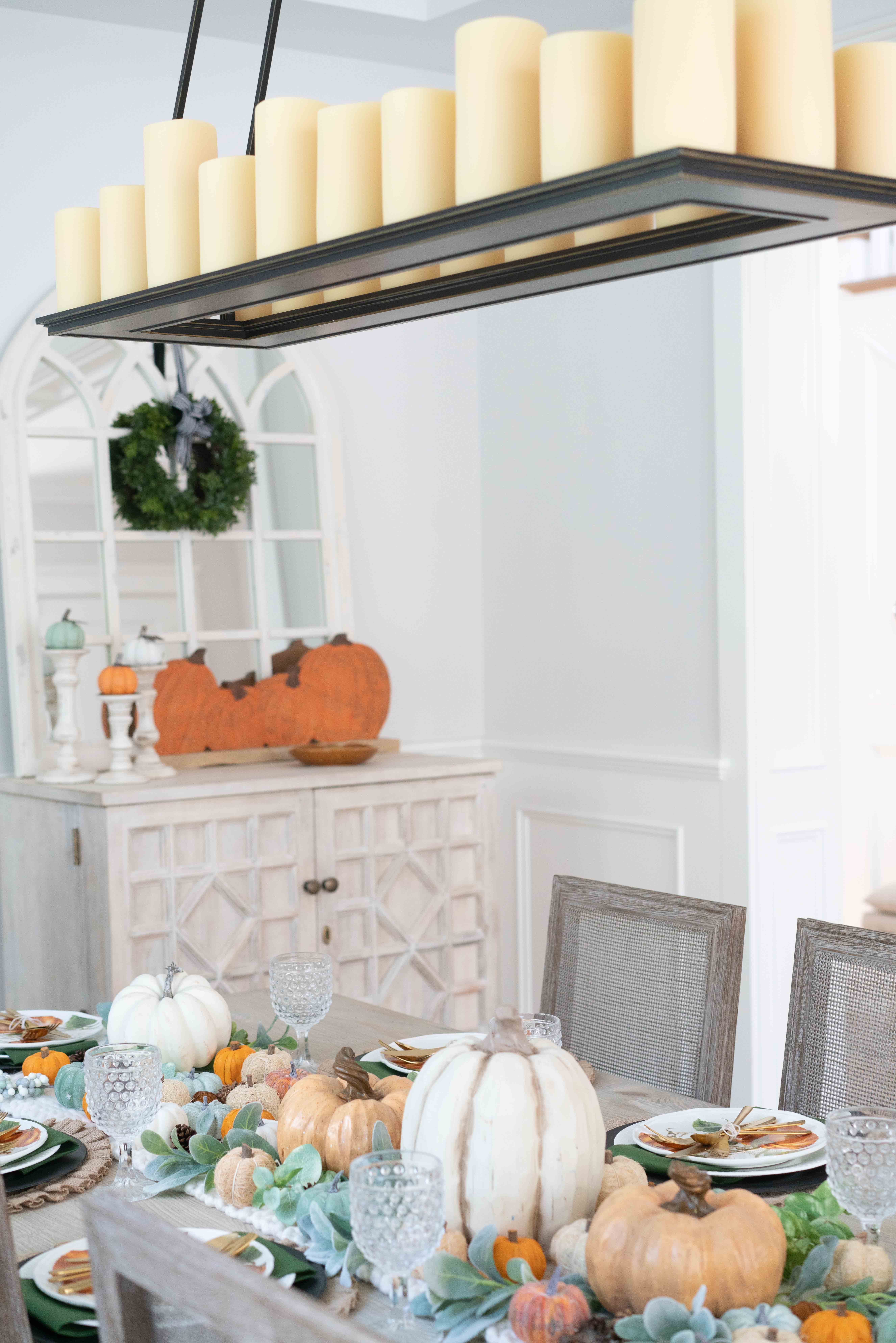 Dining Room Tour: Fall Decor Ideas To Make Your Home Stand Out