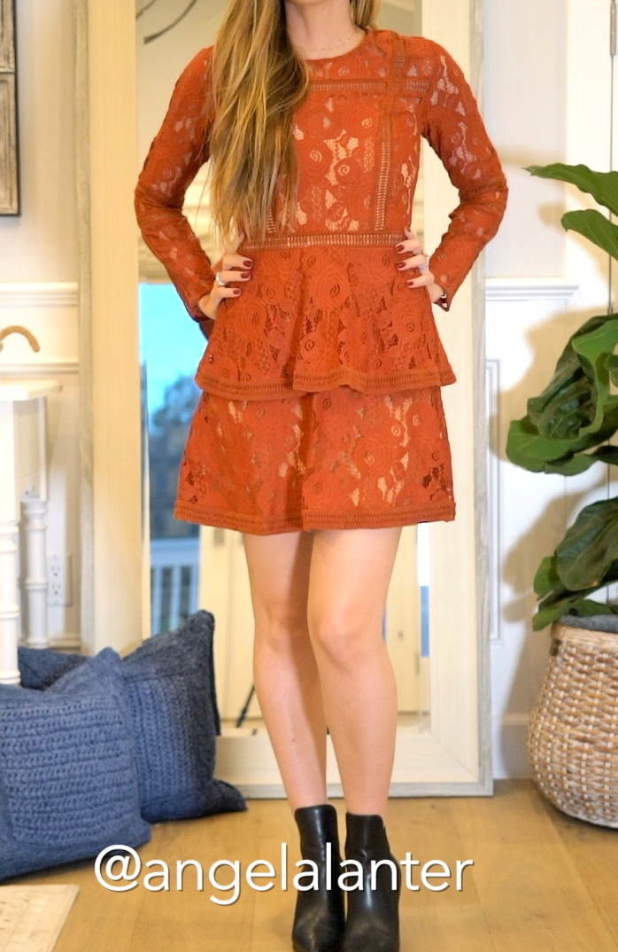 5 Outfit Ideas for Thanksgiving