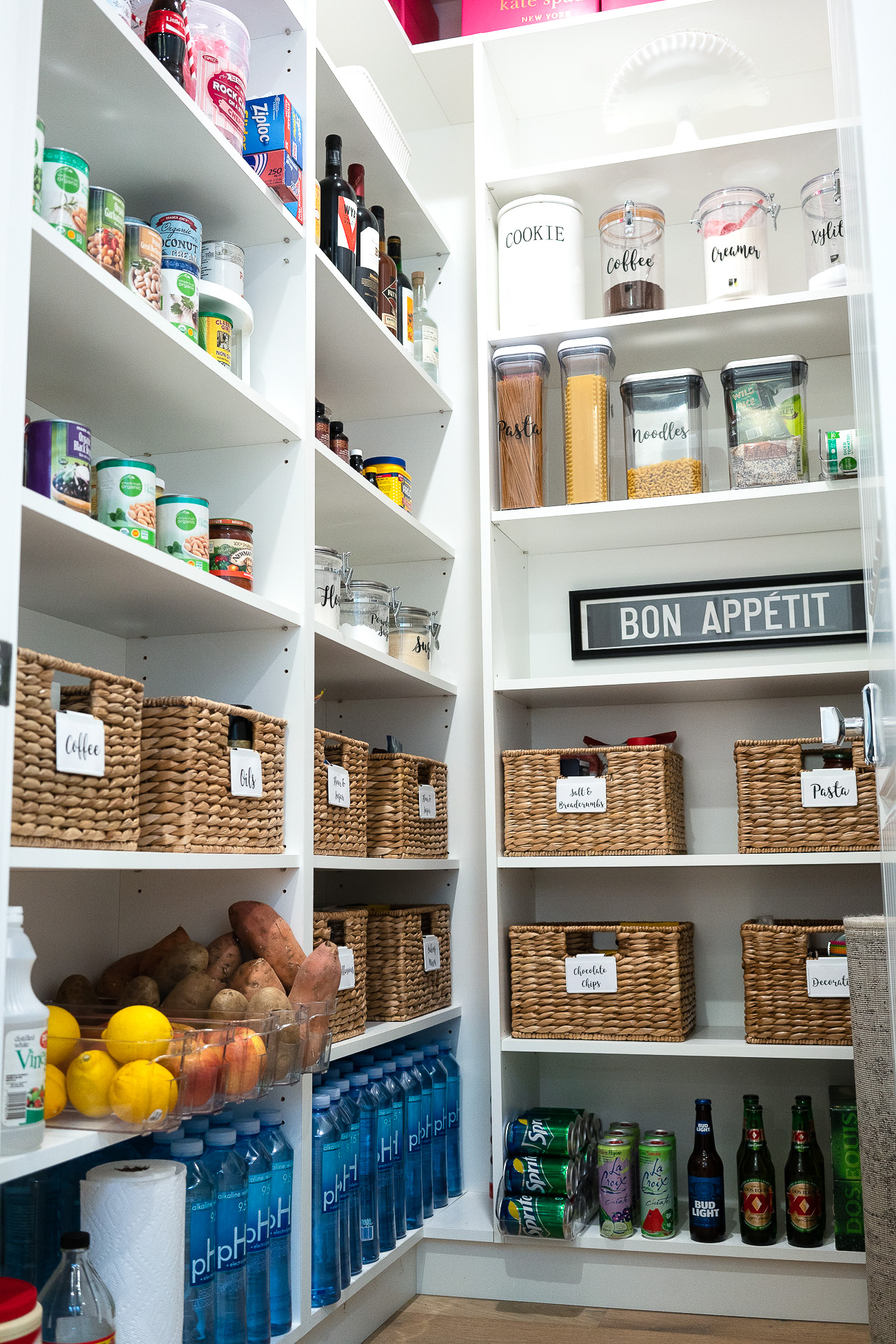 how to organize your pantry like a pro angela lanter hello gorgeous