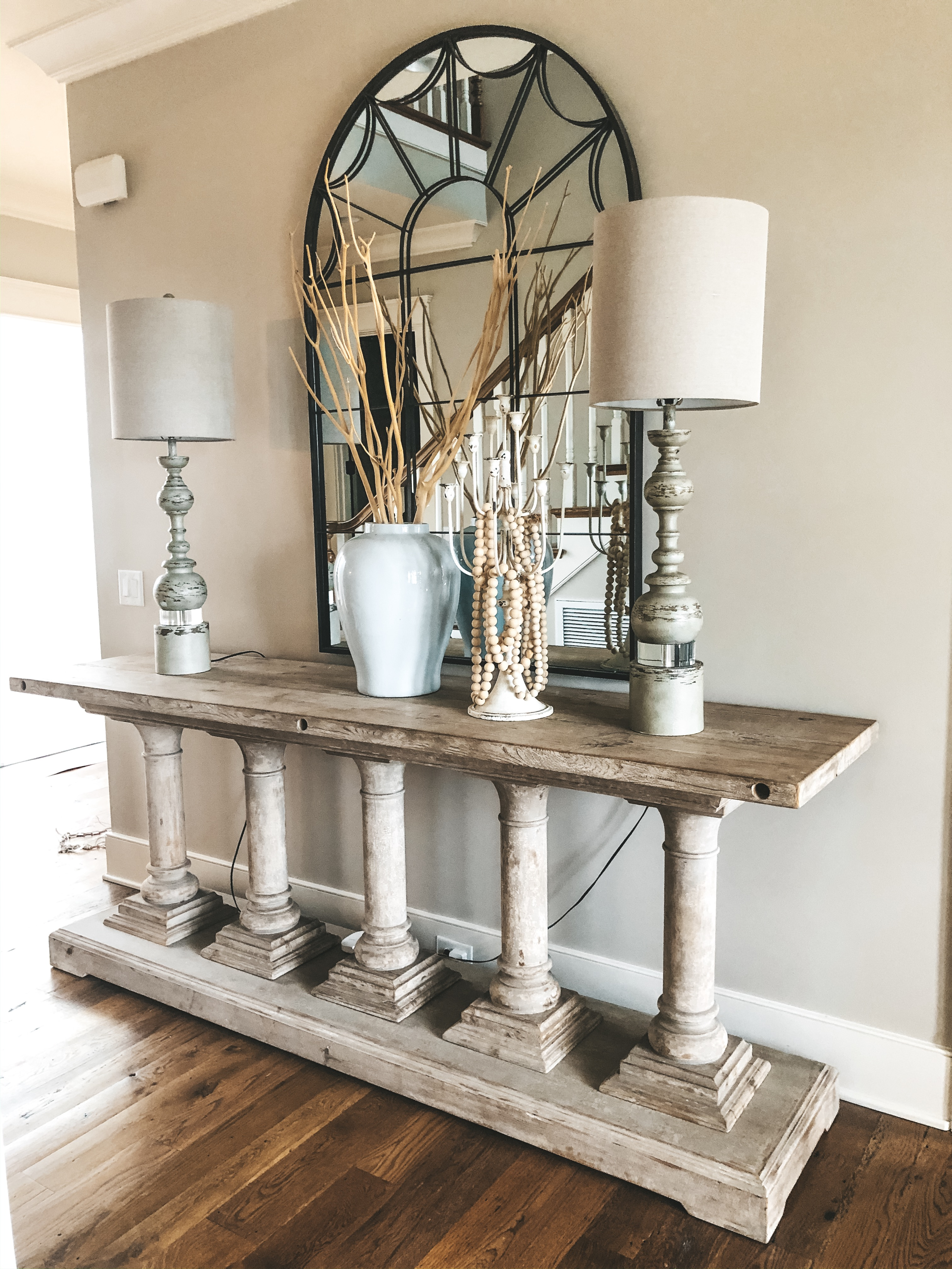 Our Nashville Home: The Entryway
