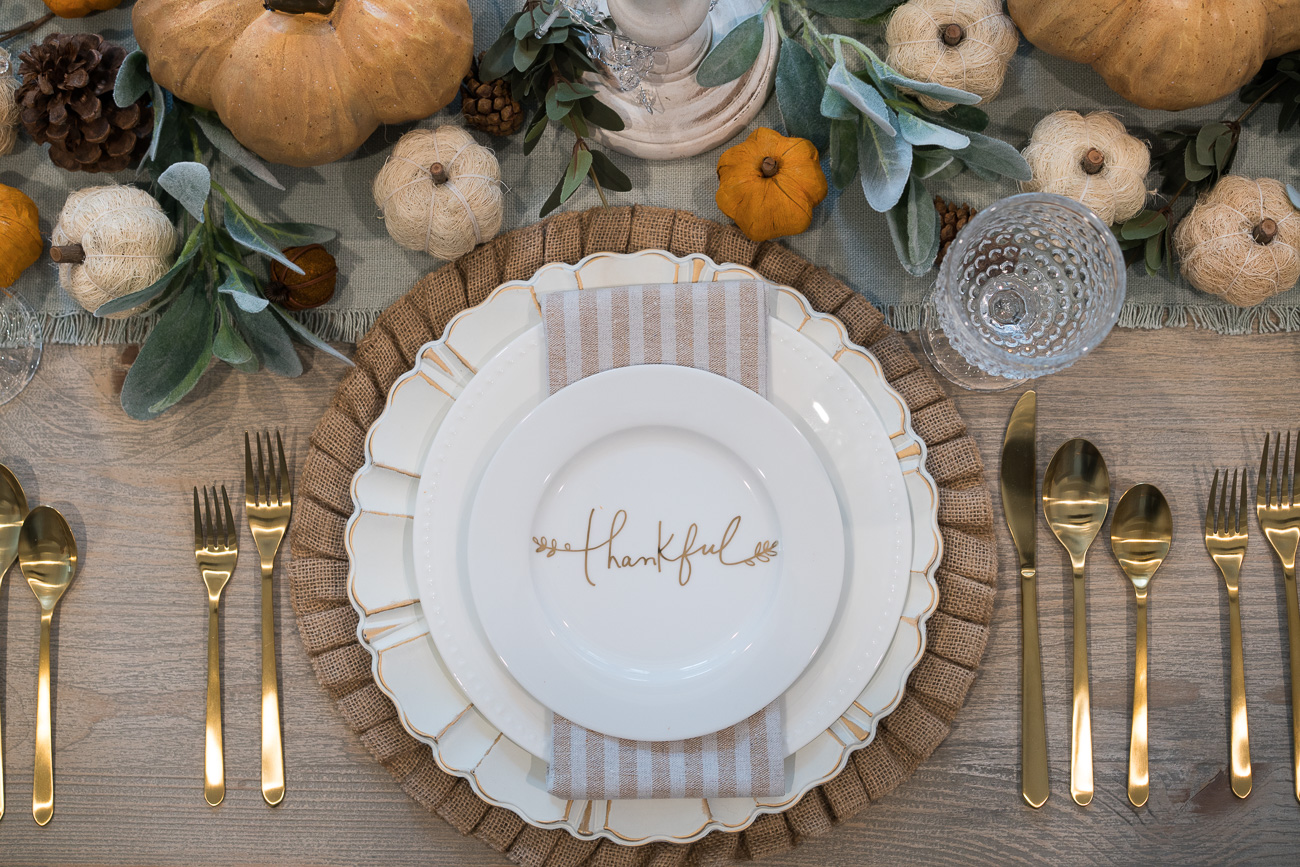 thanksgiving tablescape table setting dining room decor angela lanter hello gorgeous
