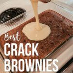 Crack Brownies Recipe