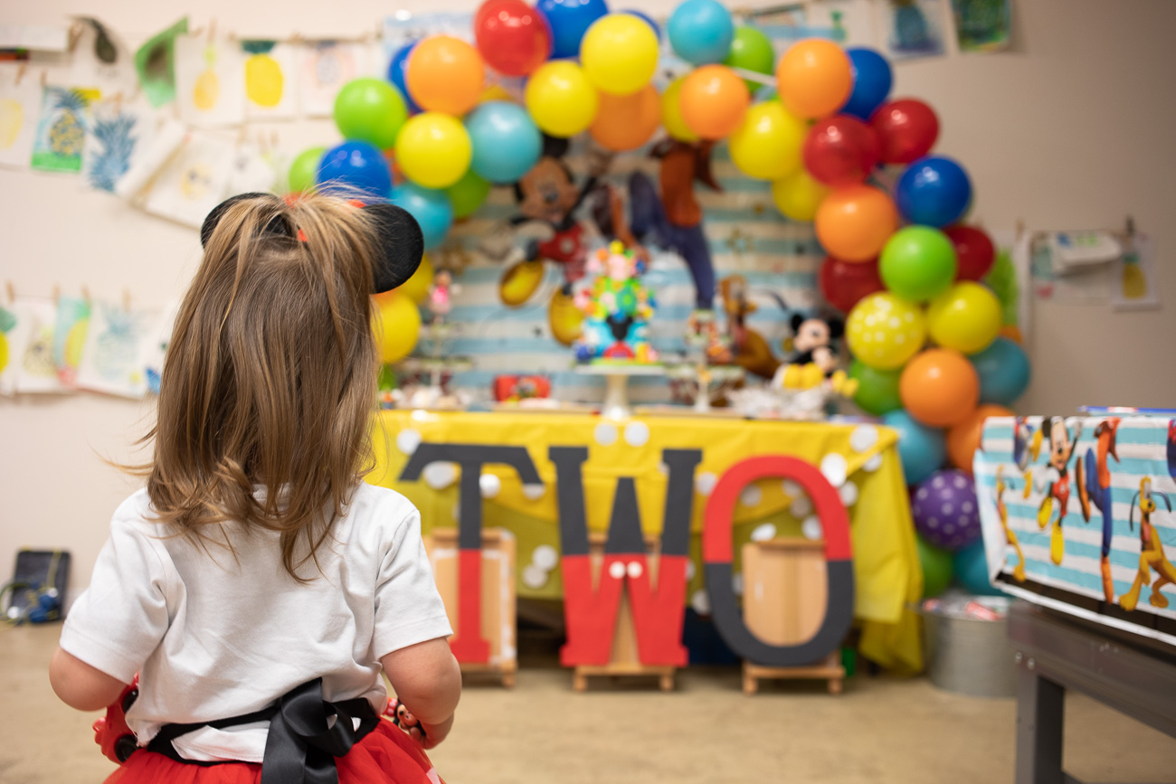 Oh Twodles! Kenny's 2nd Birthday Party