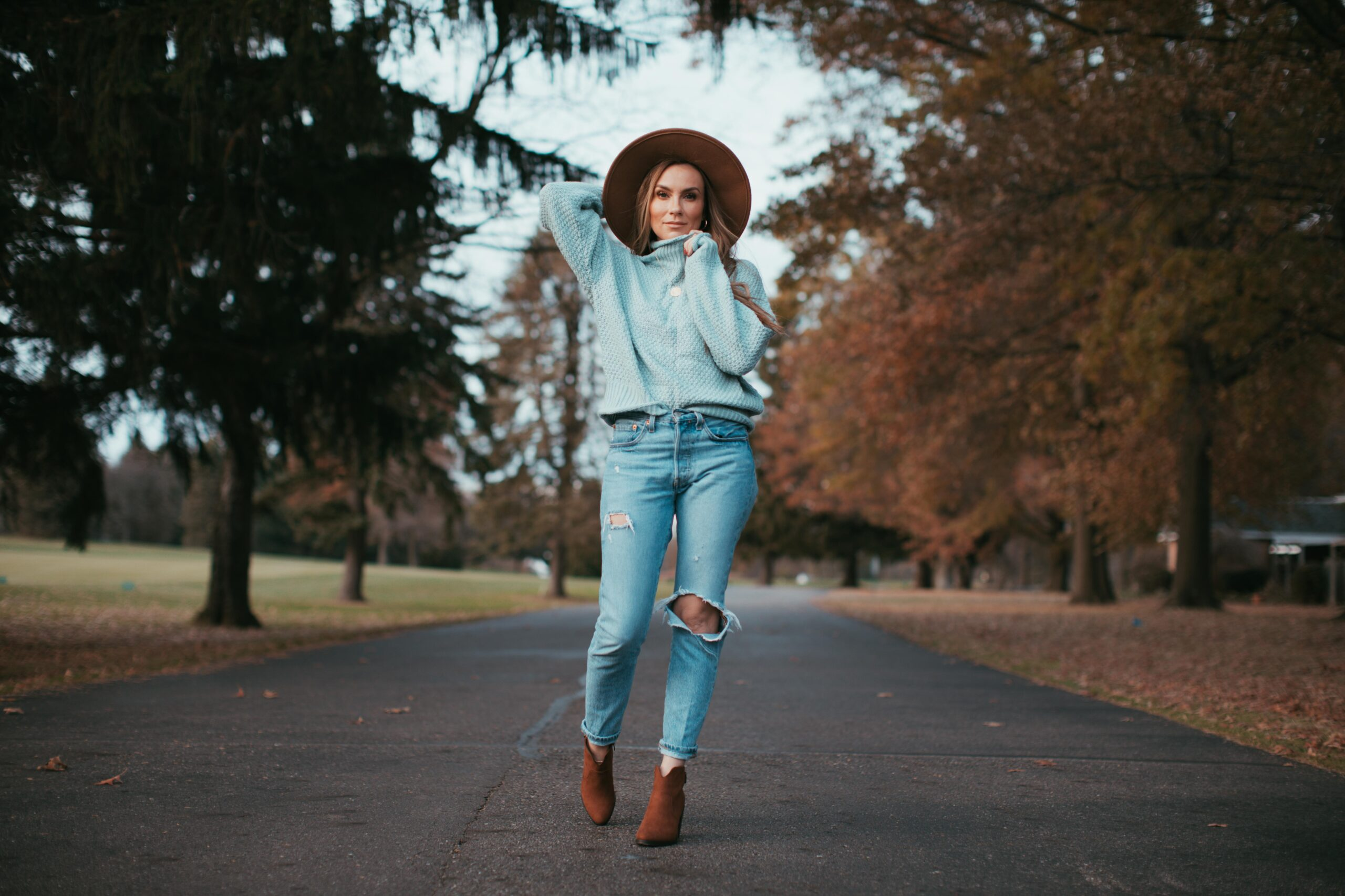 The Amazon Sweater You'll Never Want to Take Off Angela Lanter Hello Gorgeous