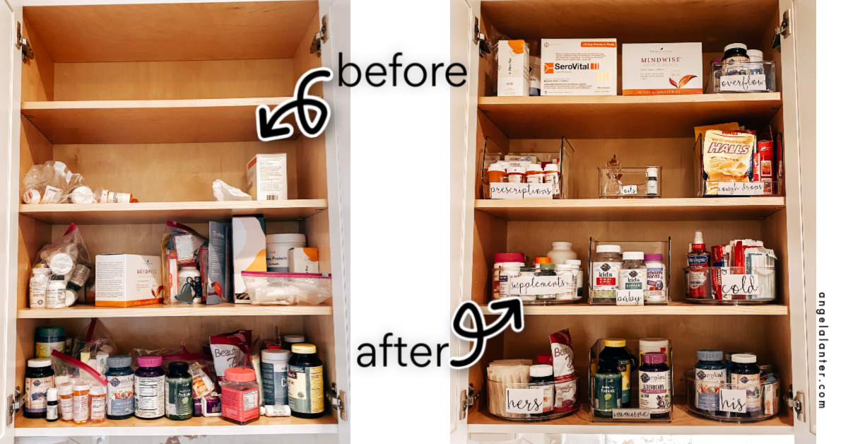 How to Organize Your Medicine Cabinet like a PRO