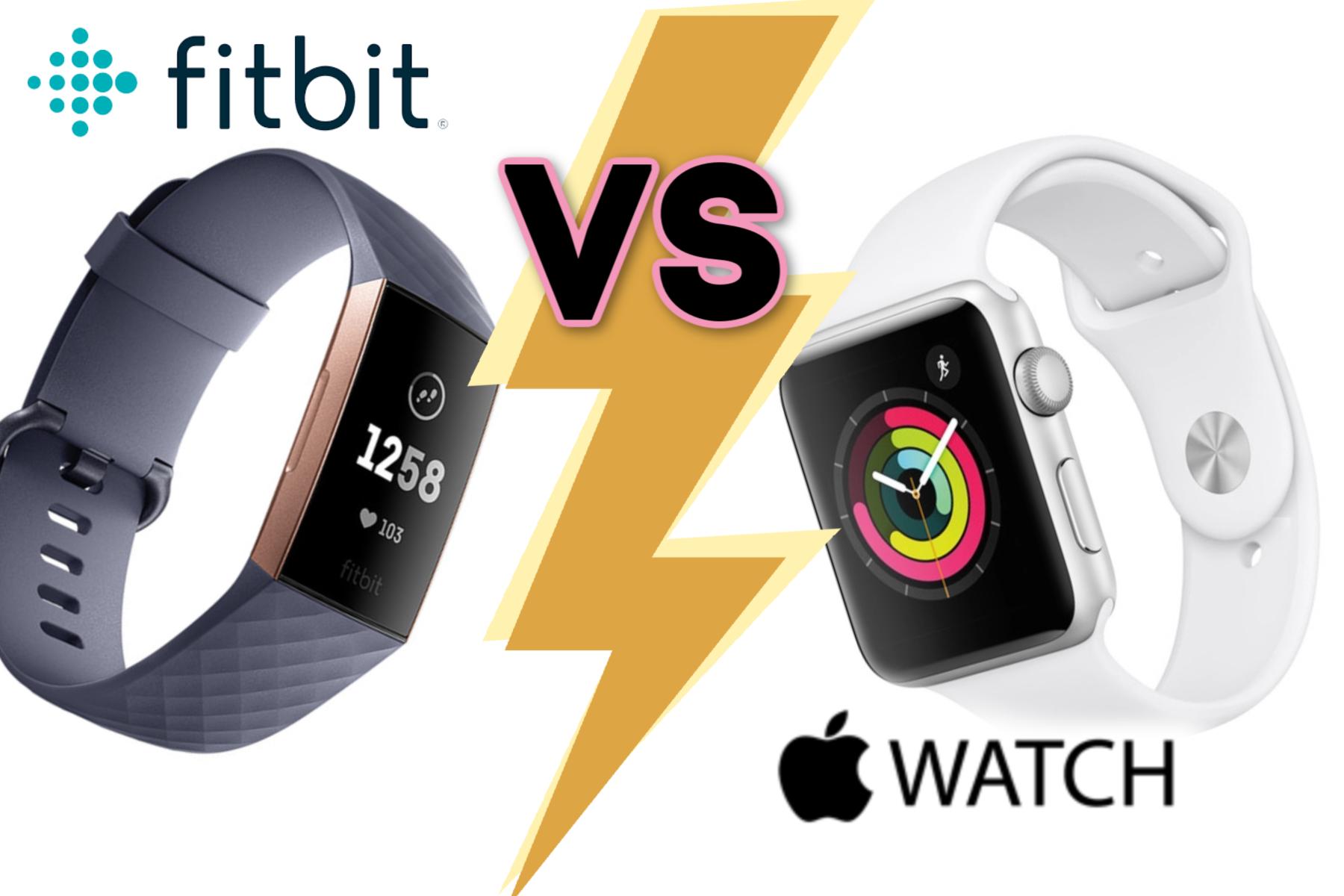 GTT: Apple Watch vs Fitbit