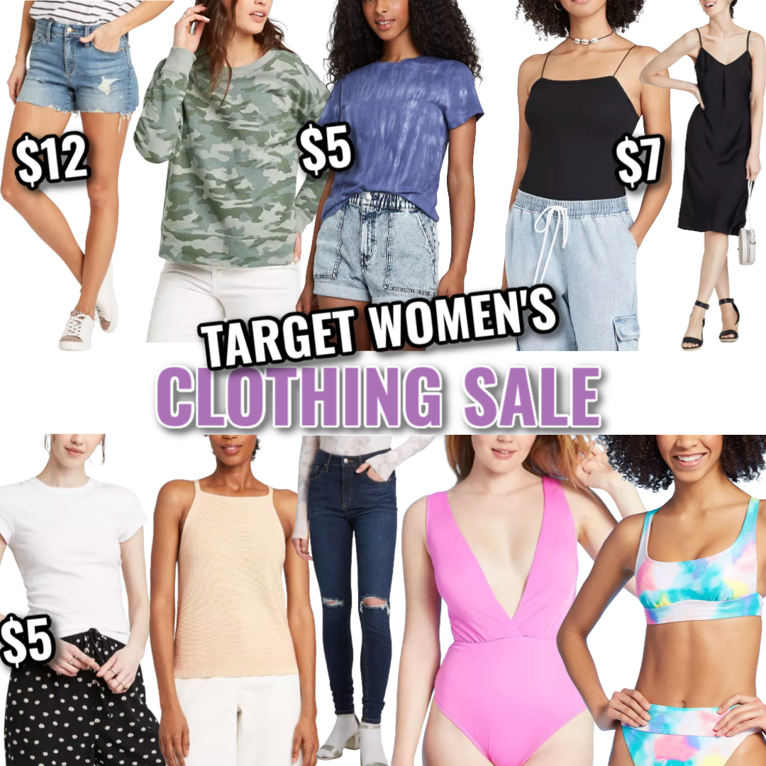 Target Is Having A Pretty Major Clothing Sale That You NEED To Check Out!
