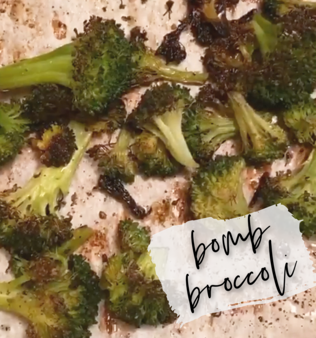 Bomb Broccoli – The BEST Broccoli Ever