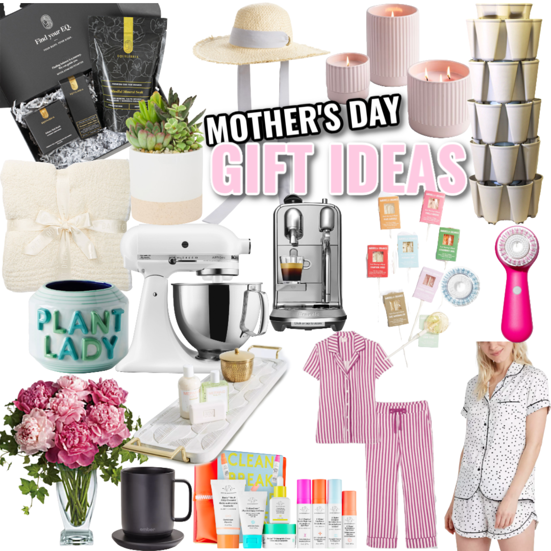 Mother's Day Gifts That Your Mom Will Actually LOVE