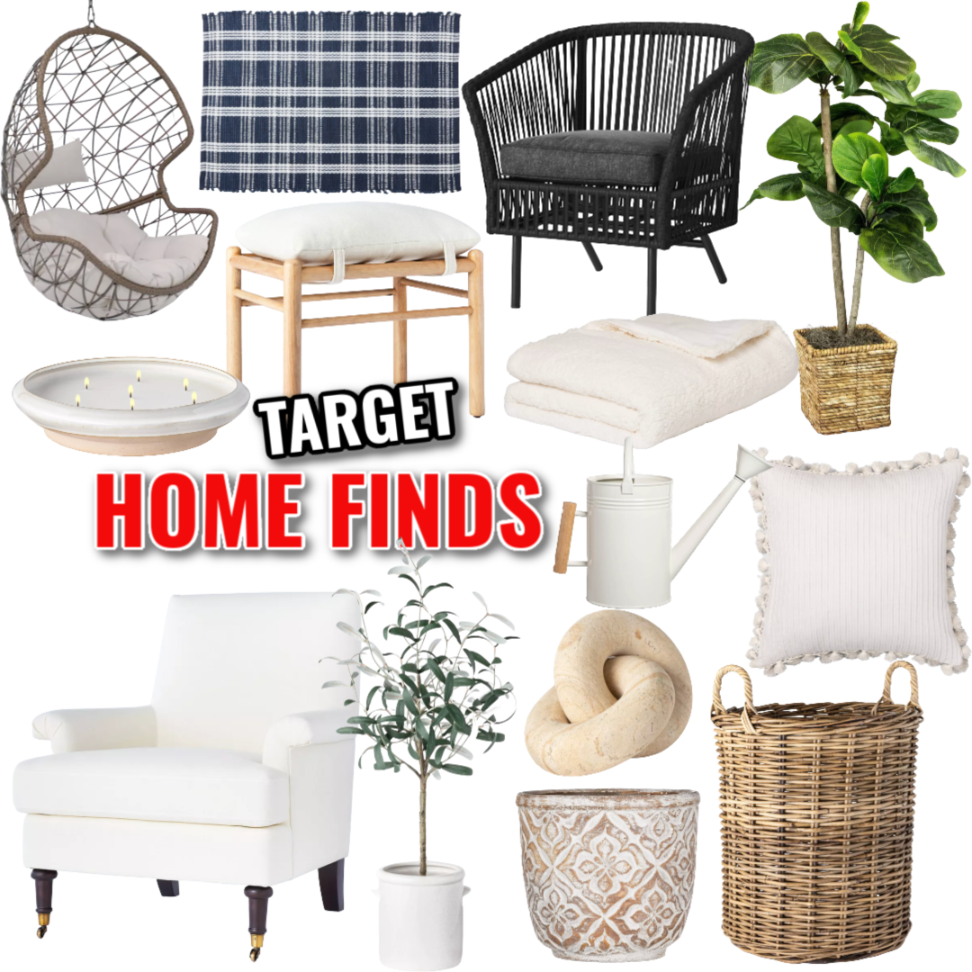 Target home finds may 2020