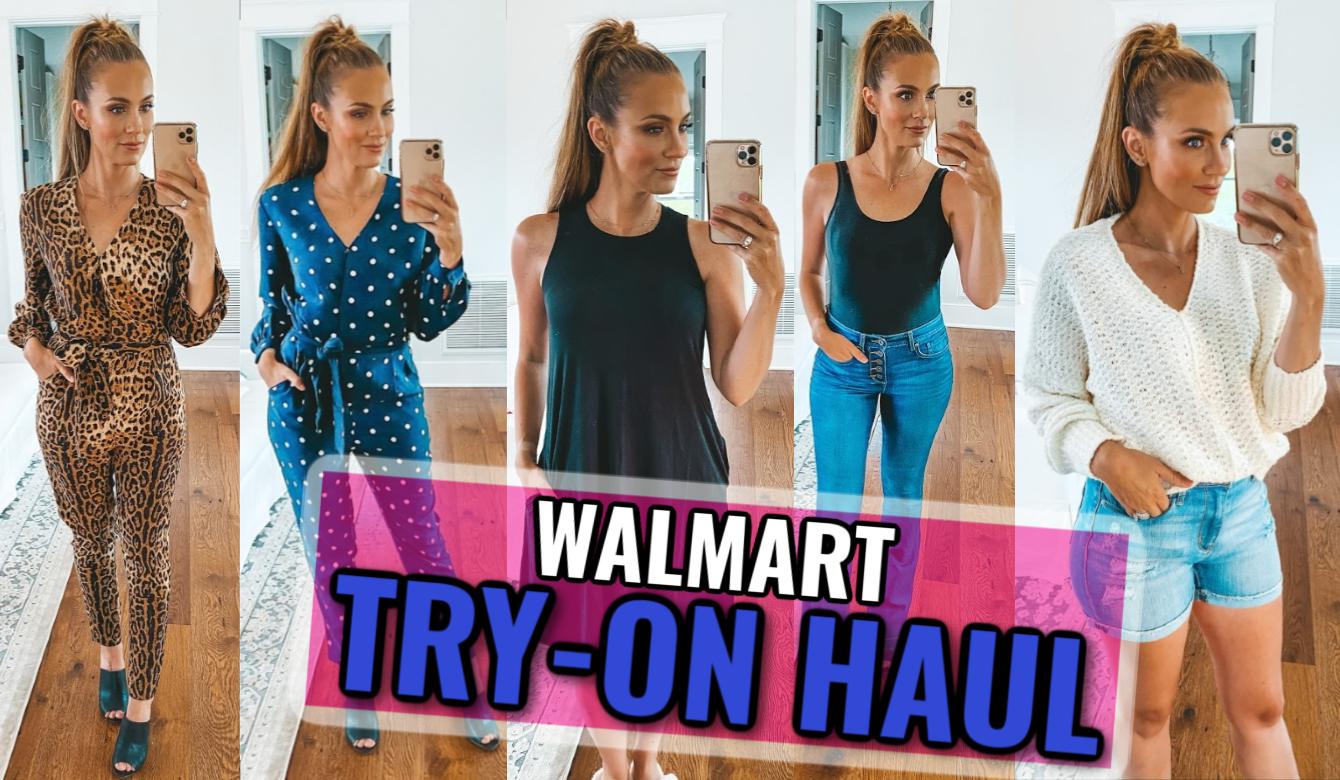 Walmart New Arrivals Try-On Haul Summer 2020