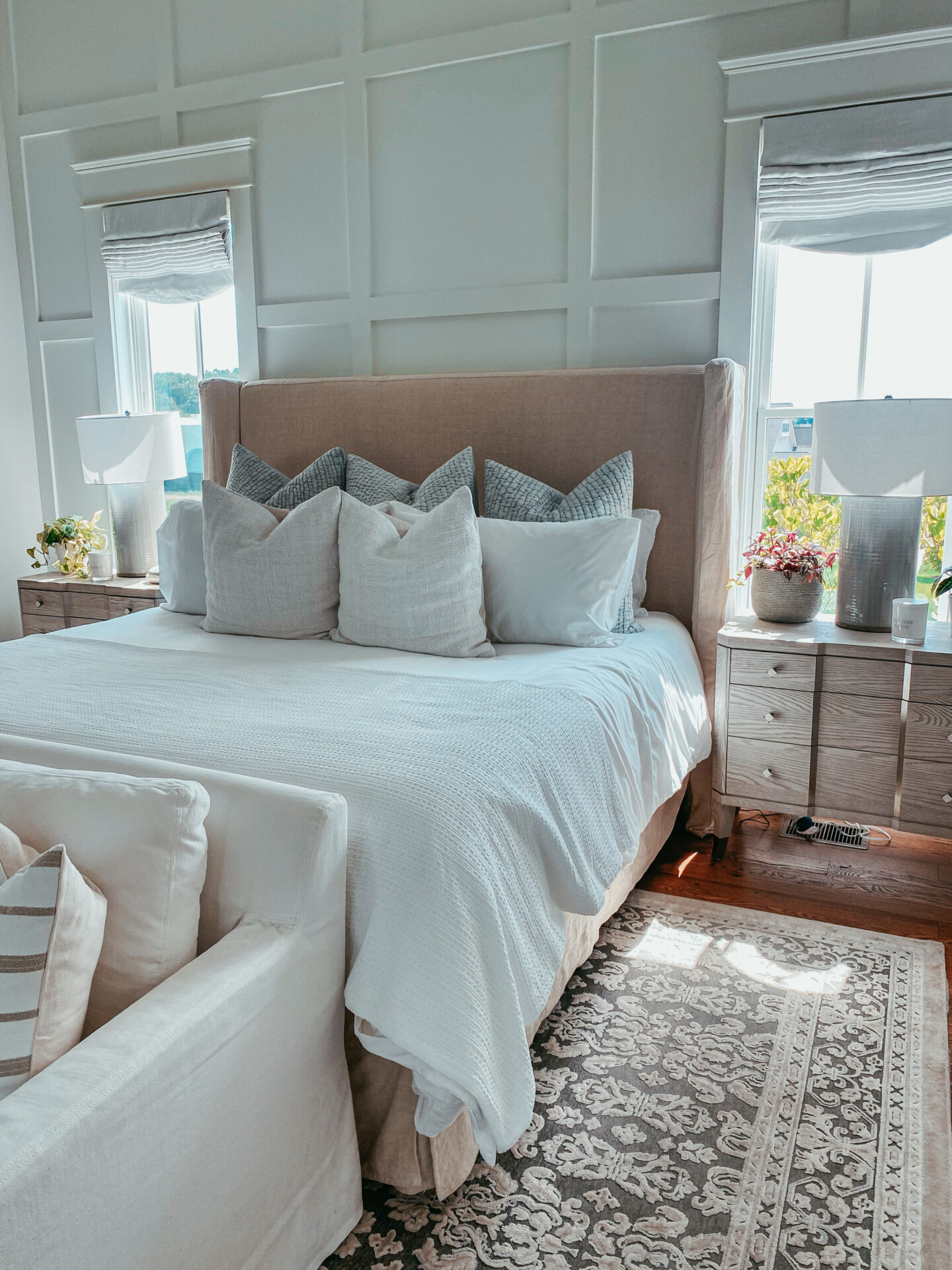 How to Create a 5-Star Resort Worthy Bed