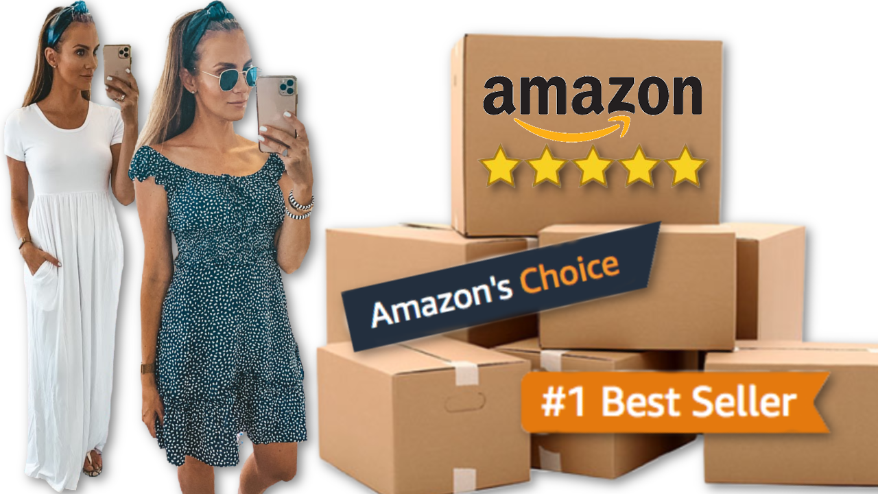 I Tested Amazon's Best-Selling Clothes!