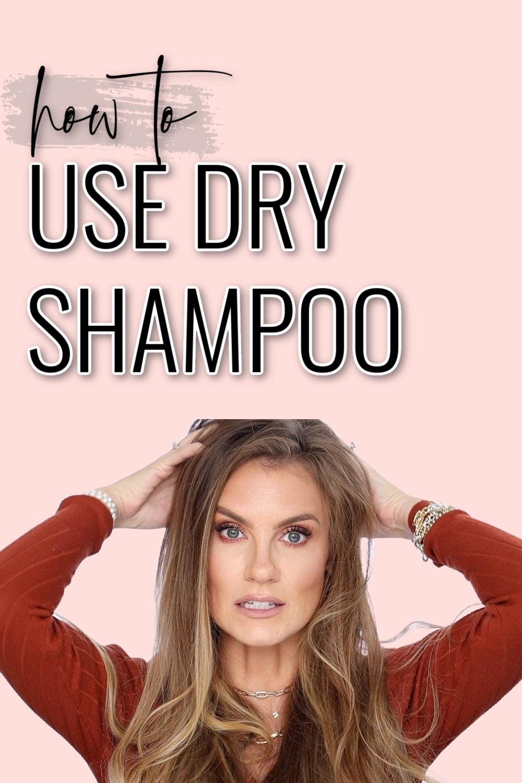 How to Use Dry Shampoo the RIGHT Way!