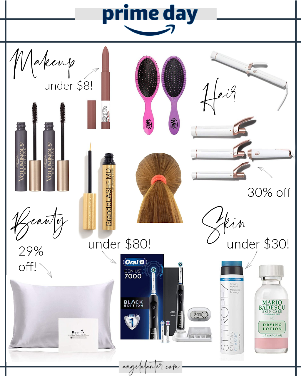 PRIME DAY BEST BEAUTY DEALS