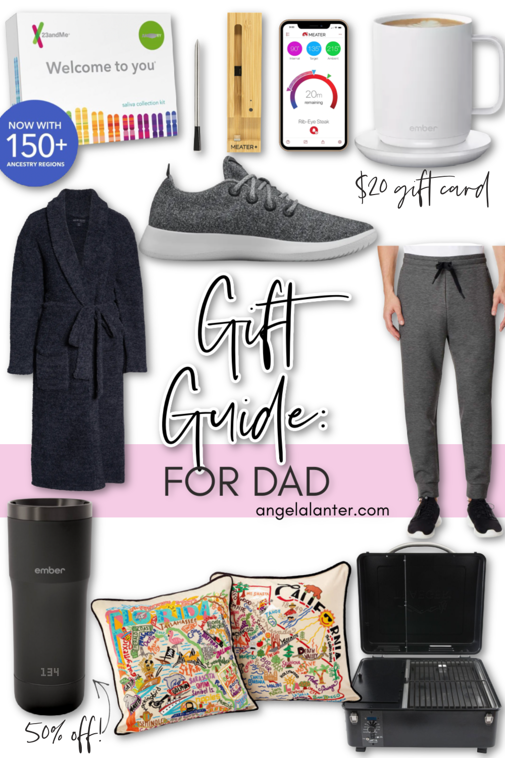 Gift Guide for your Dad and Father-in-Law