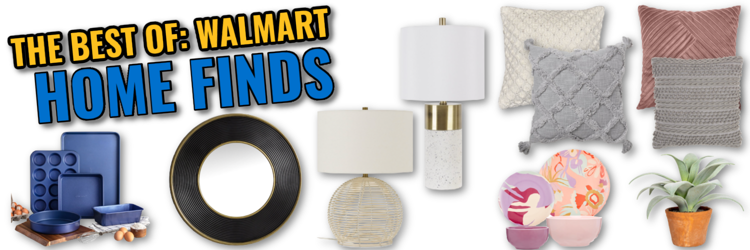 January 2021 Best of: Walmart Home Finds