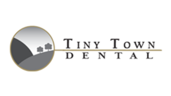 Tiny town dental logo