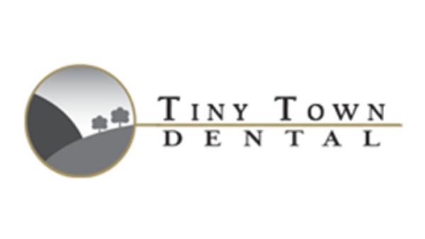 Tiny town dental logo