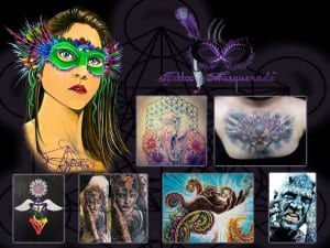 Tattoo Masquerade 2016