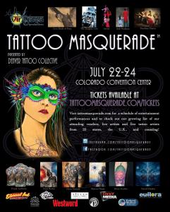 Tattoo-Masquerade