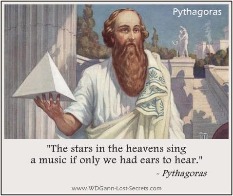 Pythagoras Music of the Spheres   Vinyasa Productions   Gong Bath & Sound Healing   Denver, CO