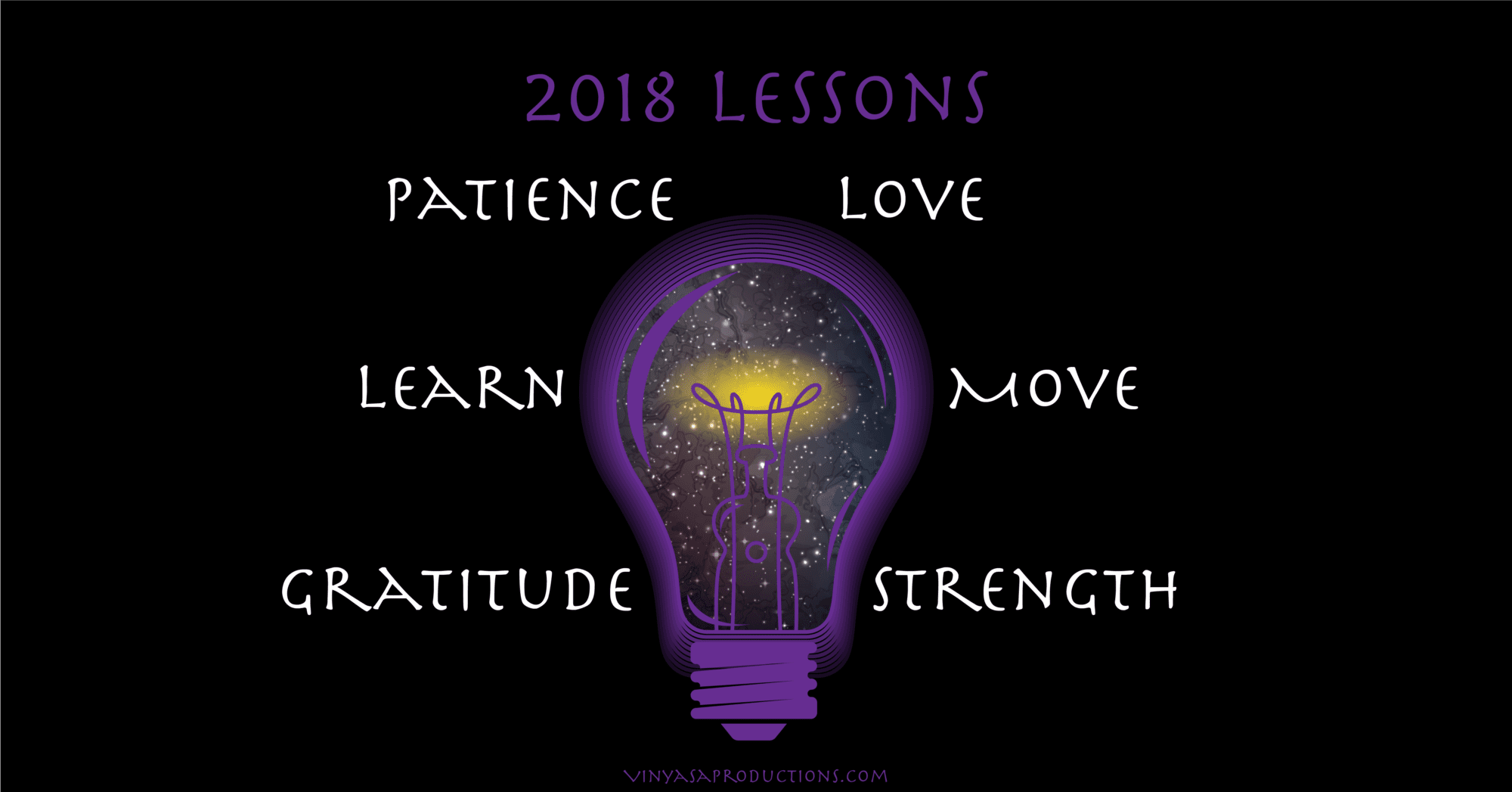 6 Lessons from 2018 | Saxcerpt | Vinyasa Productions