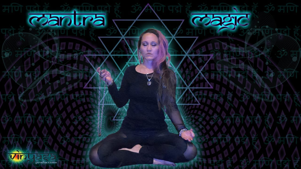 Mantra Magic | Megan Sax | Raise Your Vibration | Online