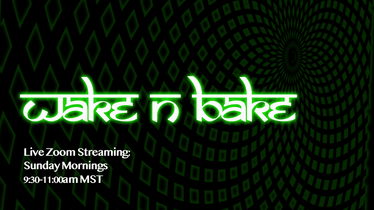 Wake-n-Bake | Cannabis fusion Ganja Yoga | Virtual
