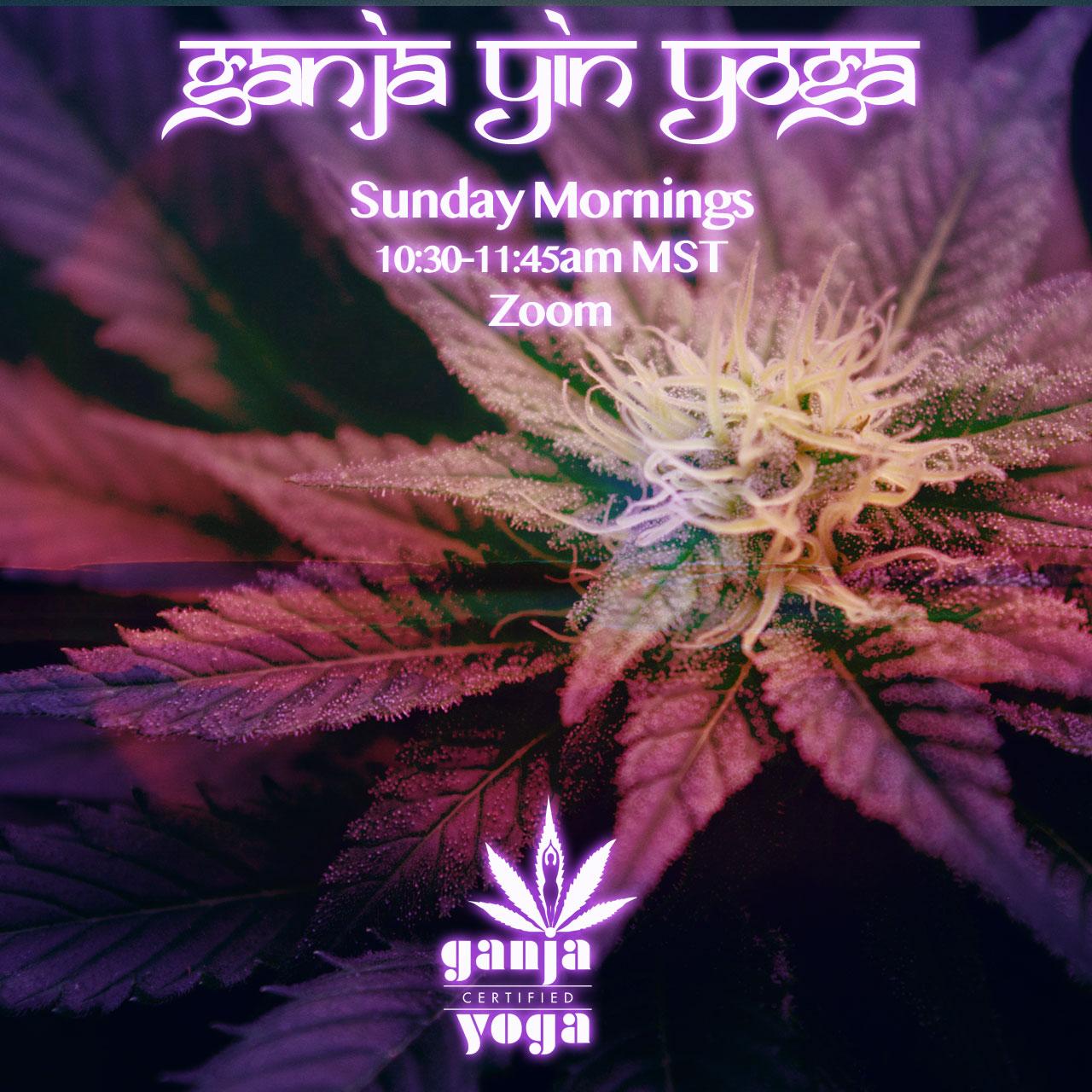 Sunday Morning Online Ganja Yin