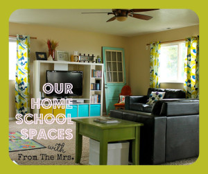Homeschool Spaces