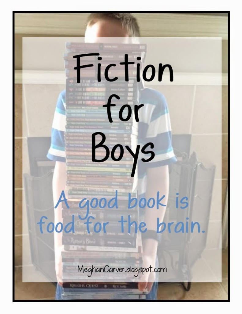 fiction for boys-001