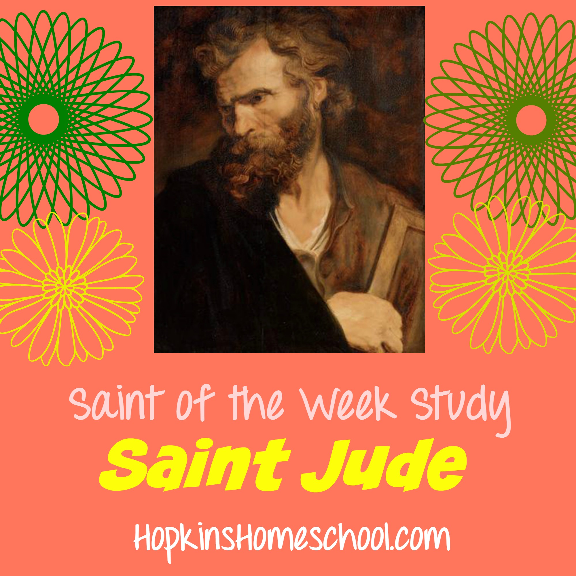 Saint of the Week St. Jude