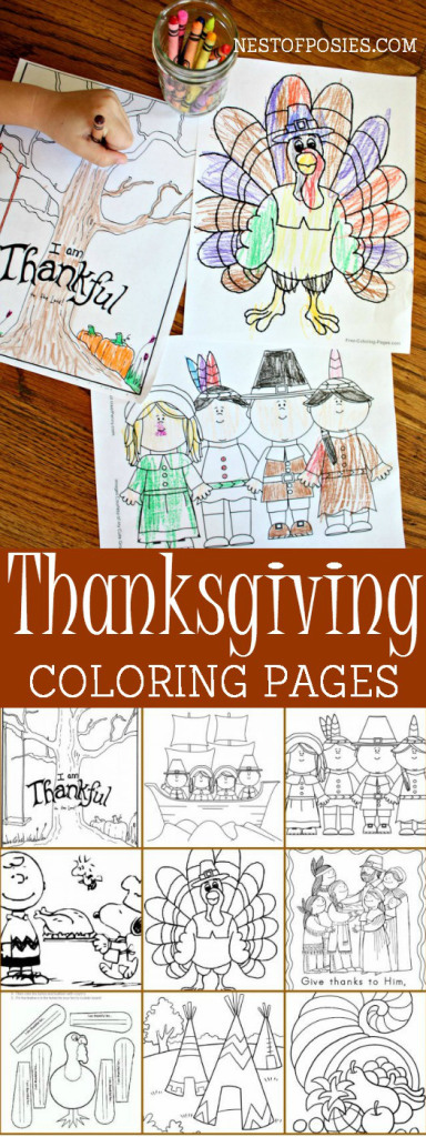 Thanksgiving-Coloring-Pages