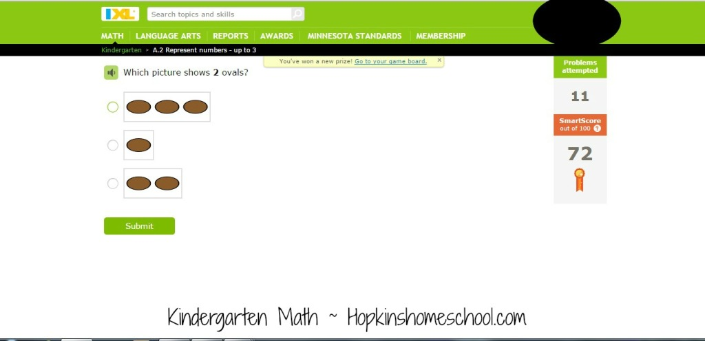Math and Language Arts Practice from IXL A Schoolhouse Crew Review