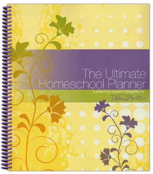 The Ultimate Homeschool Planner