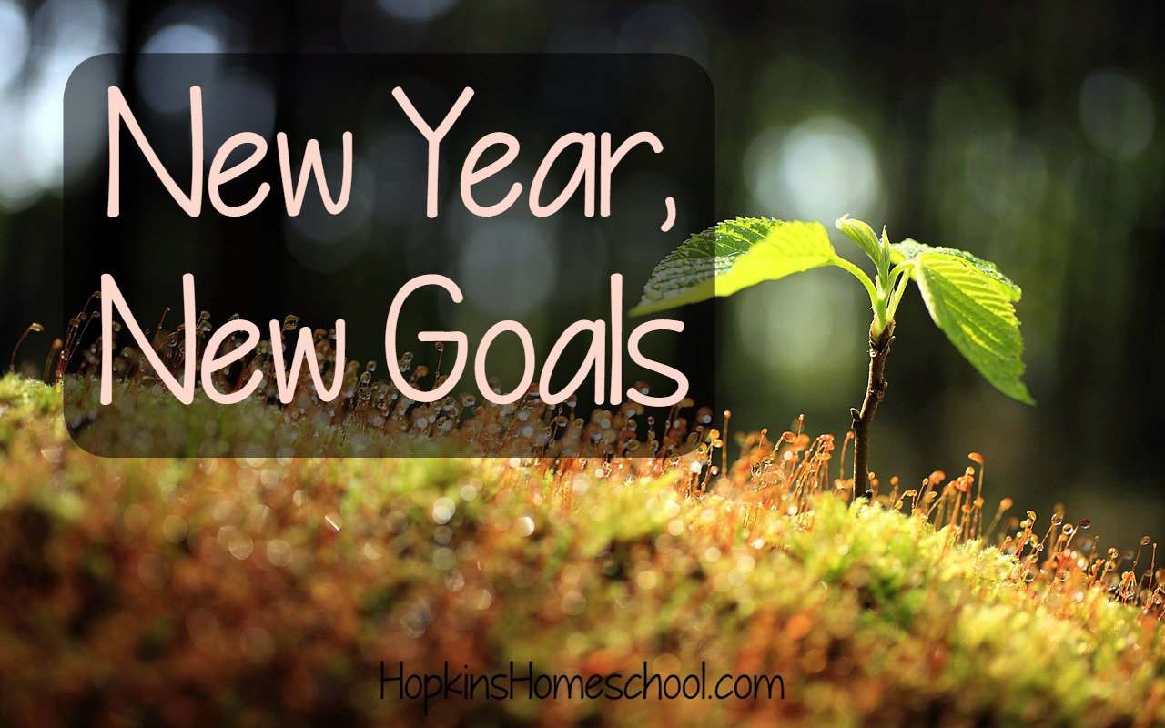 New year, new goals