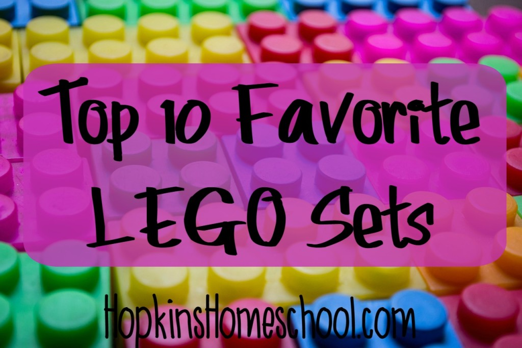 Top 10 Favorite LEGO Sets