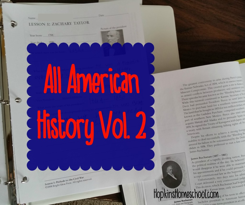 All American History Introduction