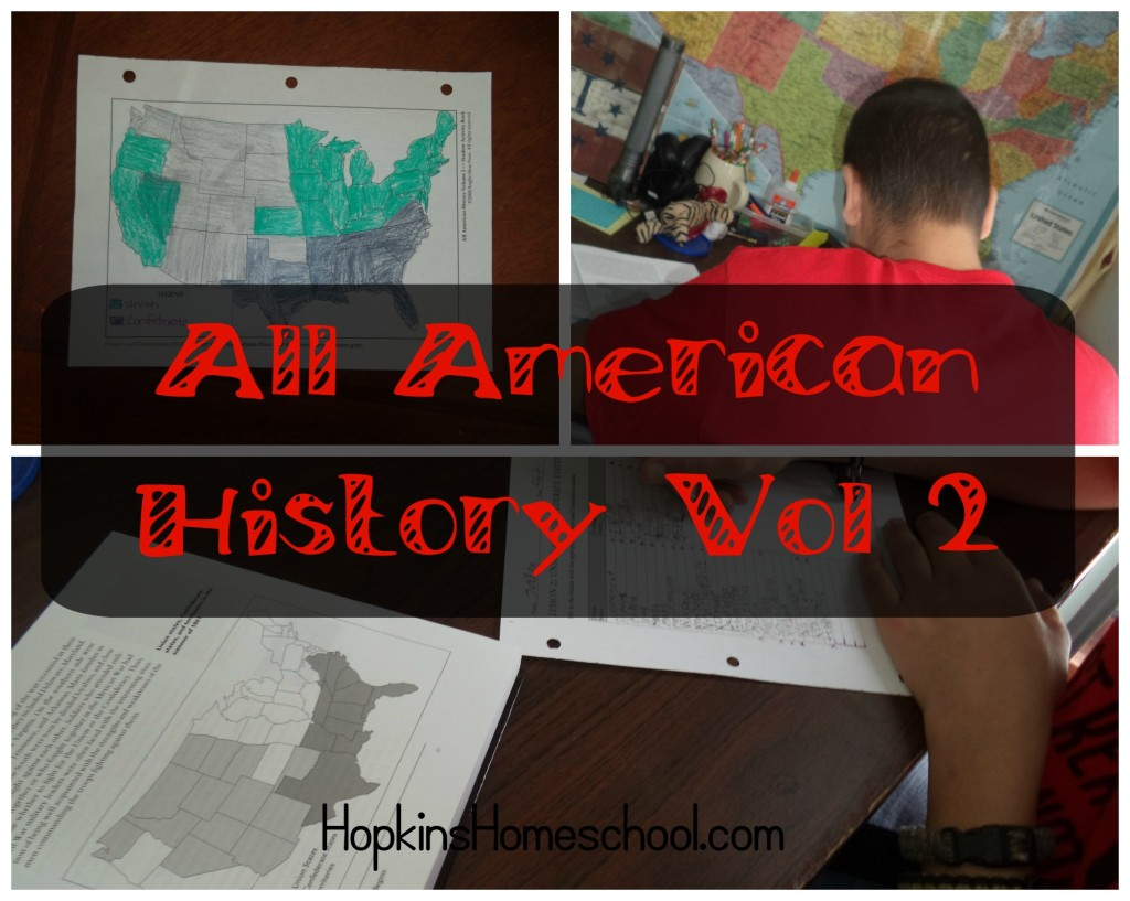 All American History Vol 2