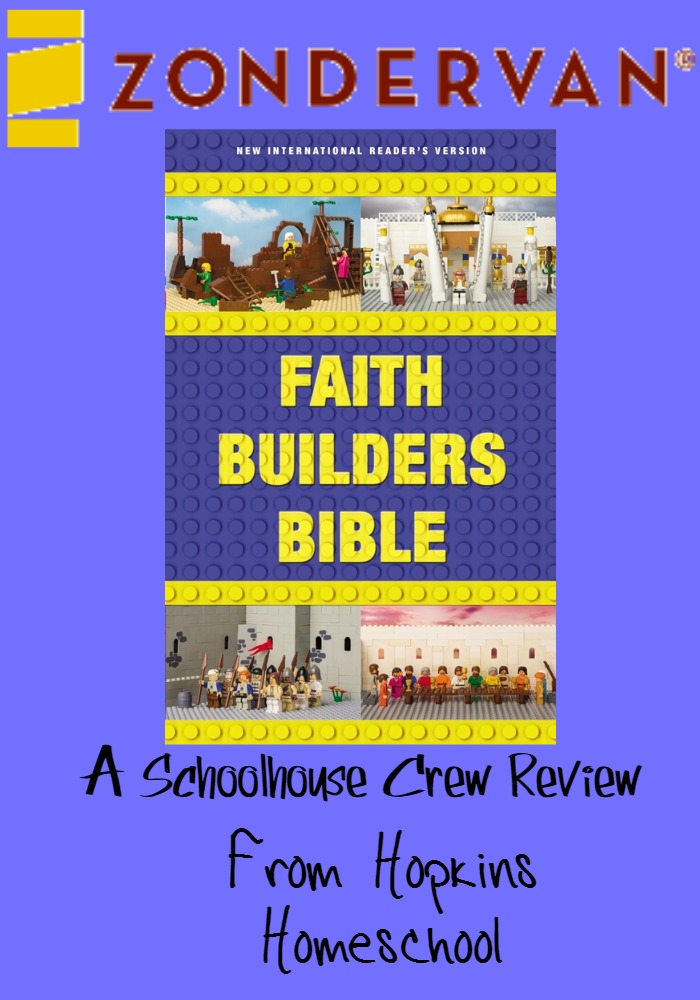 Zondervan Faith Builders Bible
