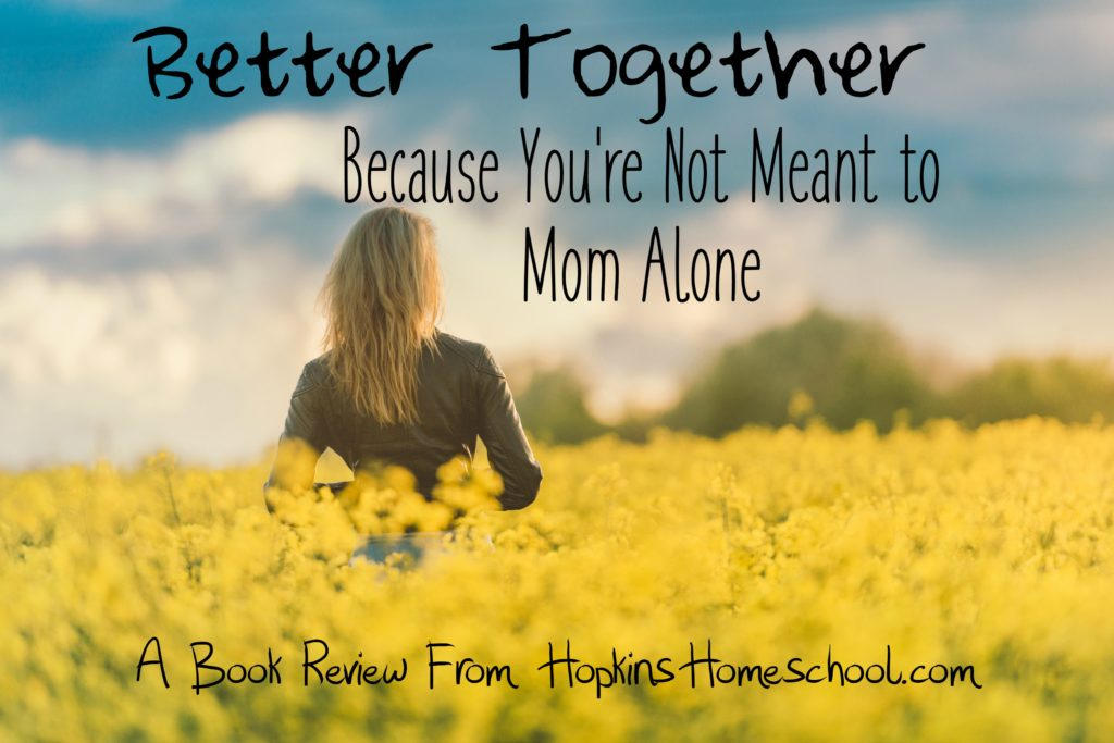 Better Together Book Review