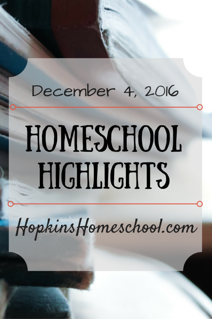 homeschool-highlights