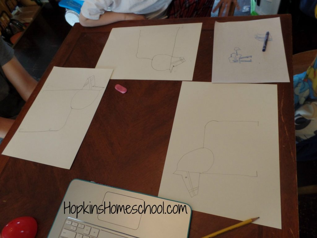 drawing lessons for kids